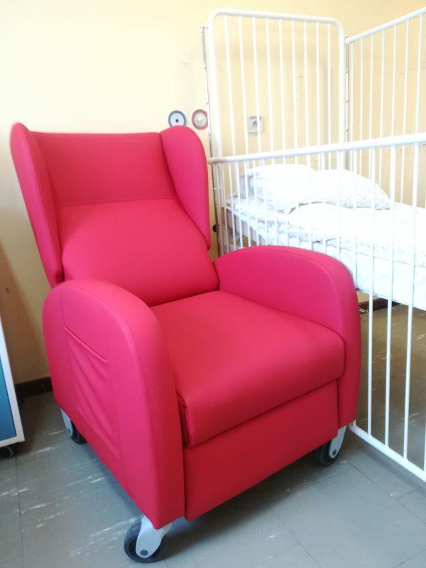 Fotel WOŚP 1