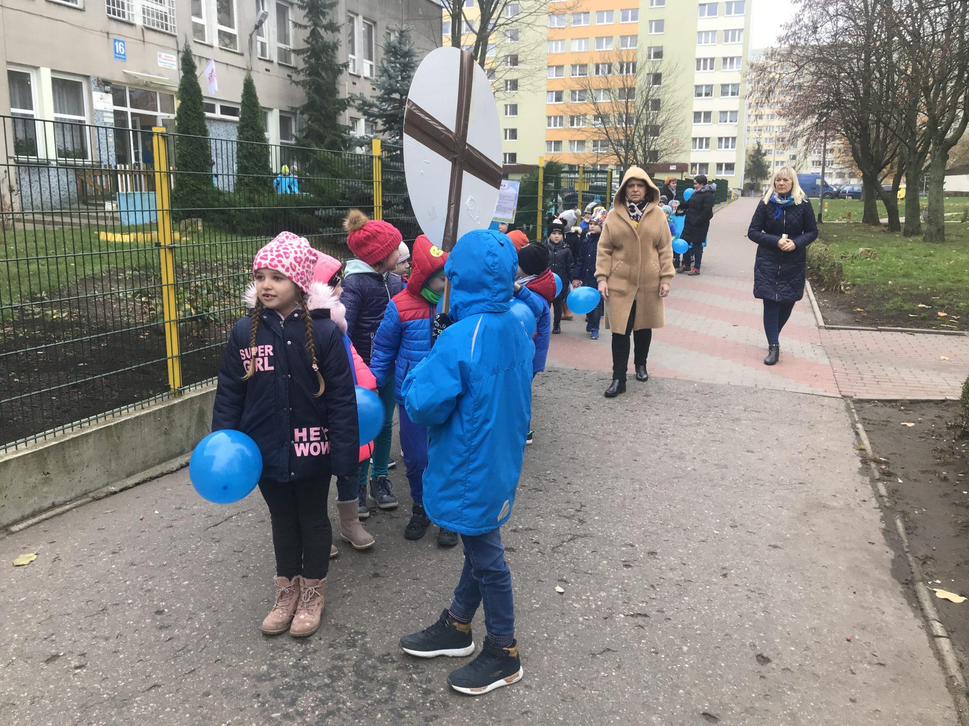 Przedszkolaki świętują 30 Rocznicę Uchwalenia Konwencji O