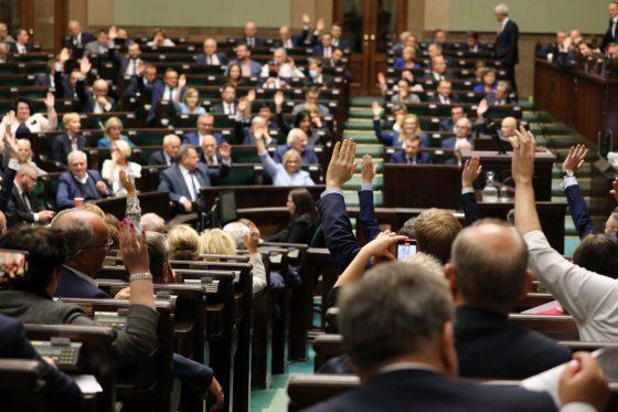 Sejm uchwalił ustawę obudowie domów do70 m kw. bezformalności bezpoprawek