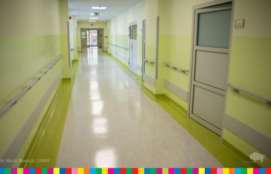 Zakaz odwiedzin wSzpitalu Psychiatrycznym wChoroszczy