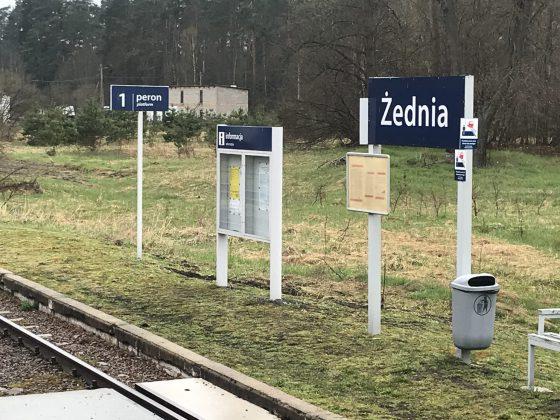 Od19 października utrudnienia naprzejeździe kolejowo-drogowym wŻedni