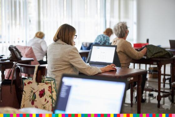 """""""Cyfrowe Podlaskie"""" – bezpłatne szkolenia dla mieszkańców regionu"""