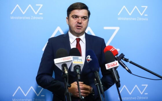 Andrusiewicz: najwyższy wskaźnik zakażeń wwojewództwach: lubelskim, podlaskim ipodkarpackim