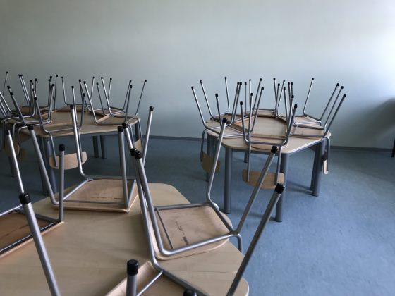Dozakażeń koronawirusem doszło w16 podlaskich szkołach