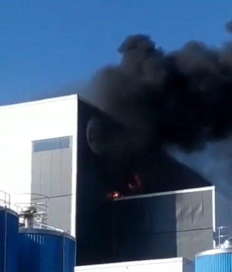 Co było przyczyną pożaru wBielmleku? Ustalą tośledczy