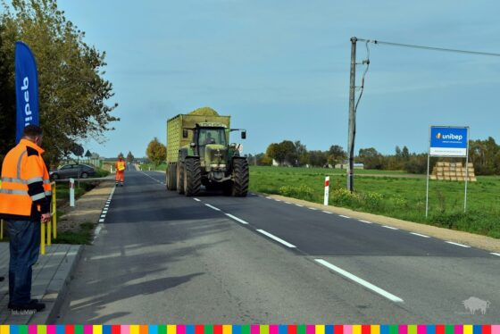 Zakończył się remont kolejnego odcinka drogi wojewódzkiej nr668