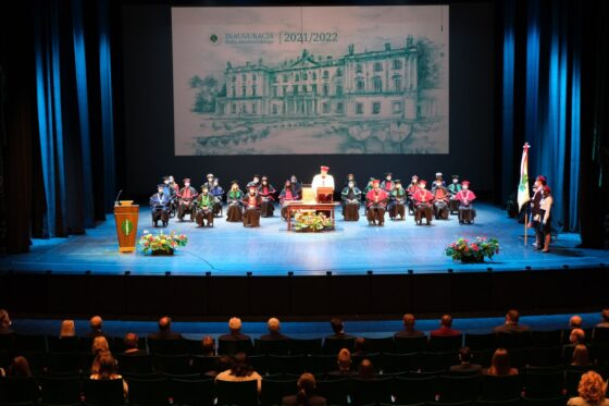 Uniwersytet Medyczny wBiałymstoku zainaugurował rok akademicki 2021/2022